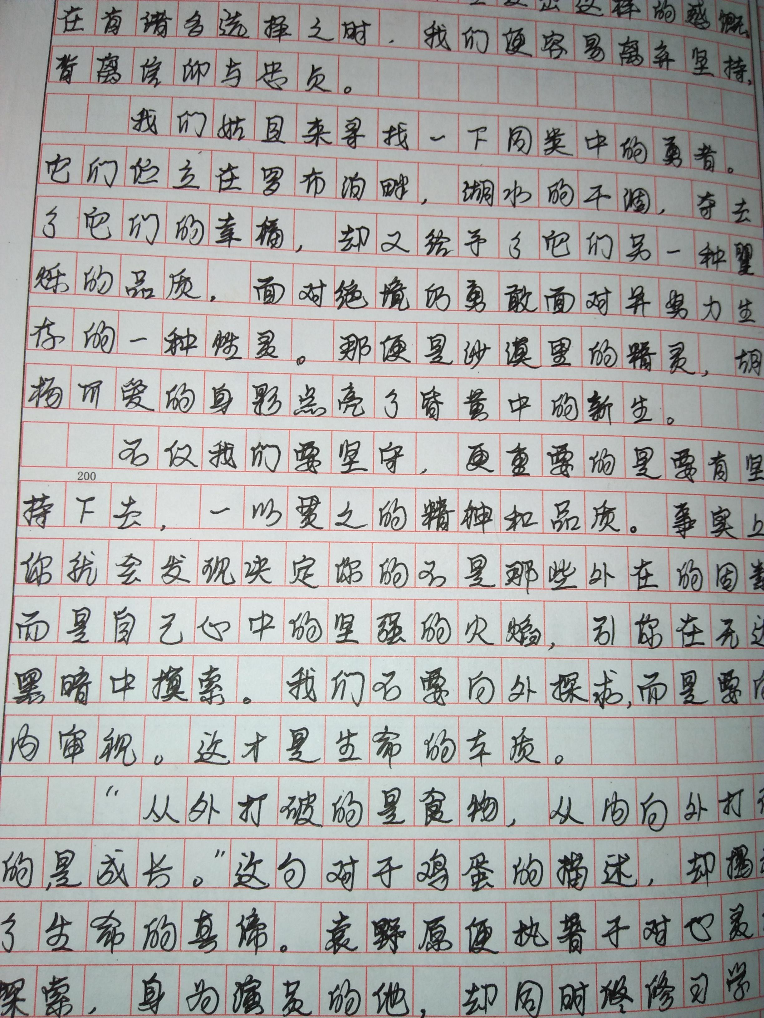 高考作文的相关问题_高三语文写作
