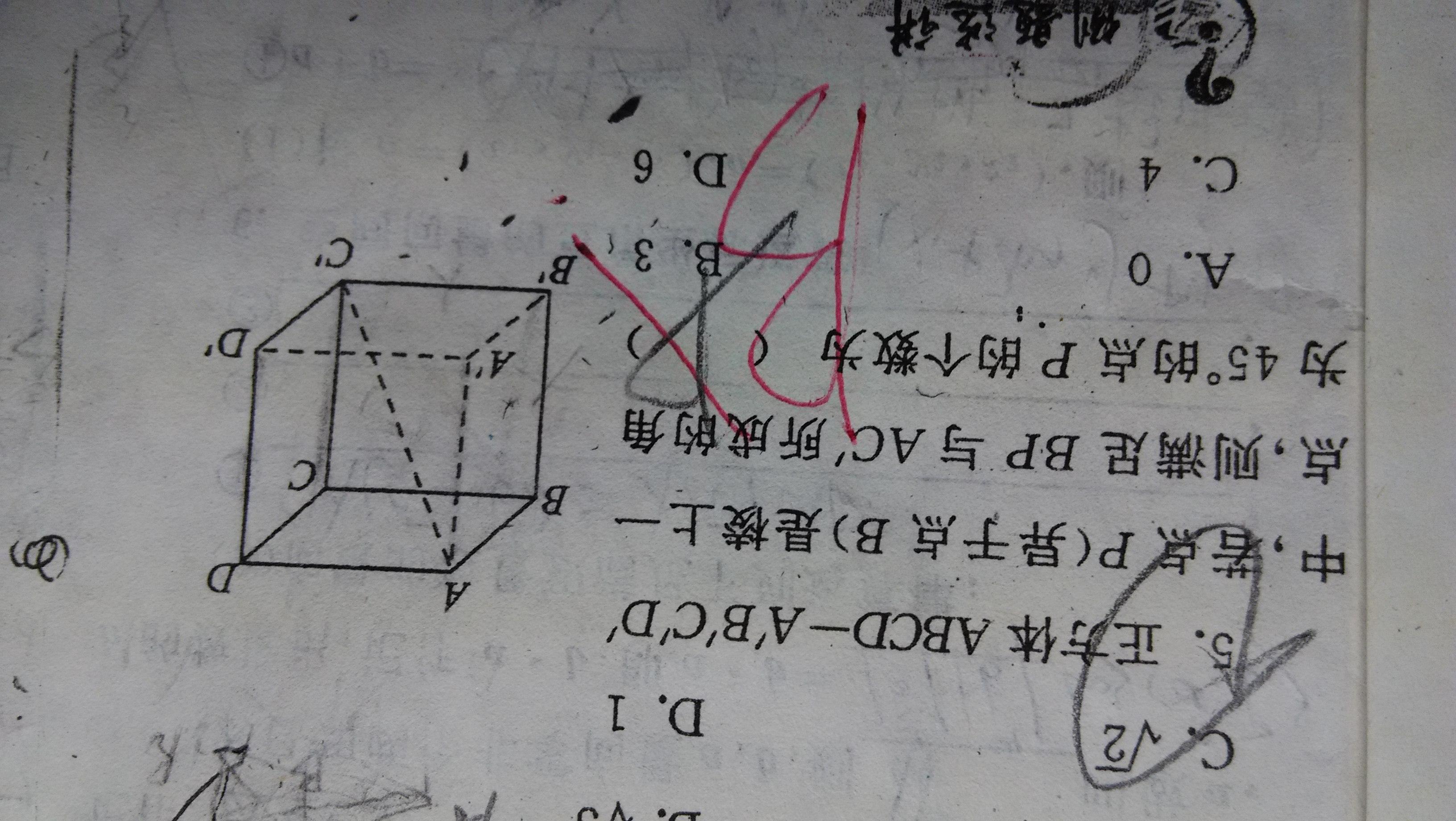 立体几何_高二数学解析几何
