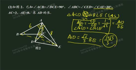老师把初中几何的基本初中发给一下整理_模型定兴图片