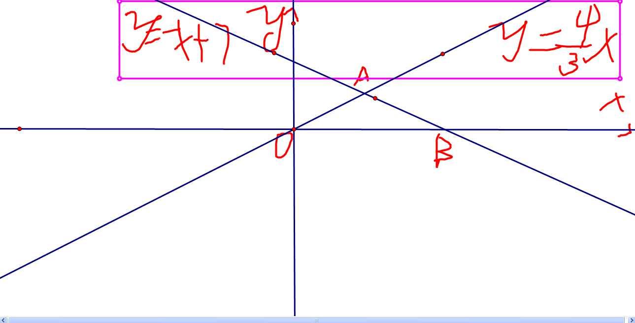 月经量��l$y�#�.b:,��!_(1)求点a,b坐标 (2)过点a作ac⊥y轴与点c,过点b作直线l‖y轴.